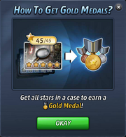 How to Get Gold Medals