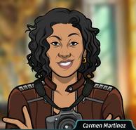 Кармен Мартинез