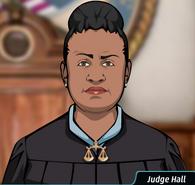 Судья Холл