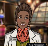 Виола Пембертон
