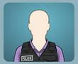 Dark Tactical Vest male