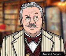Ариманд Дюпонт
