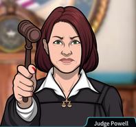 Судья Повелл