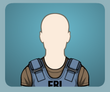 Blue FBI Tactical Jacket