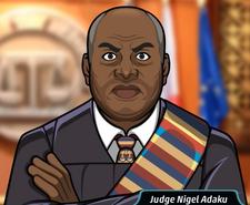 Судья Адаку
