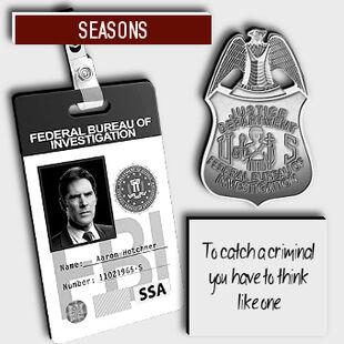 Hotch ID-BADGE