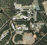 FBI Academy aerial