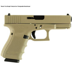 4th Generation Glock 19 (desert tan)