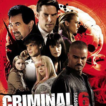 Season Six Criminal Minds Wiki Fandom