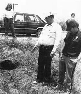 Henry Lee Lucas Crime Scene