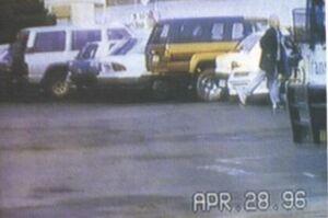 Port Arthur footage