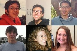 Isla Vista Victims