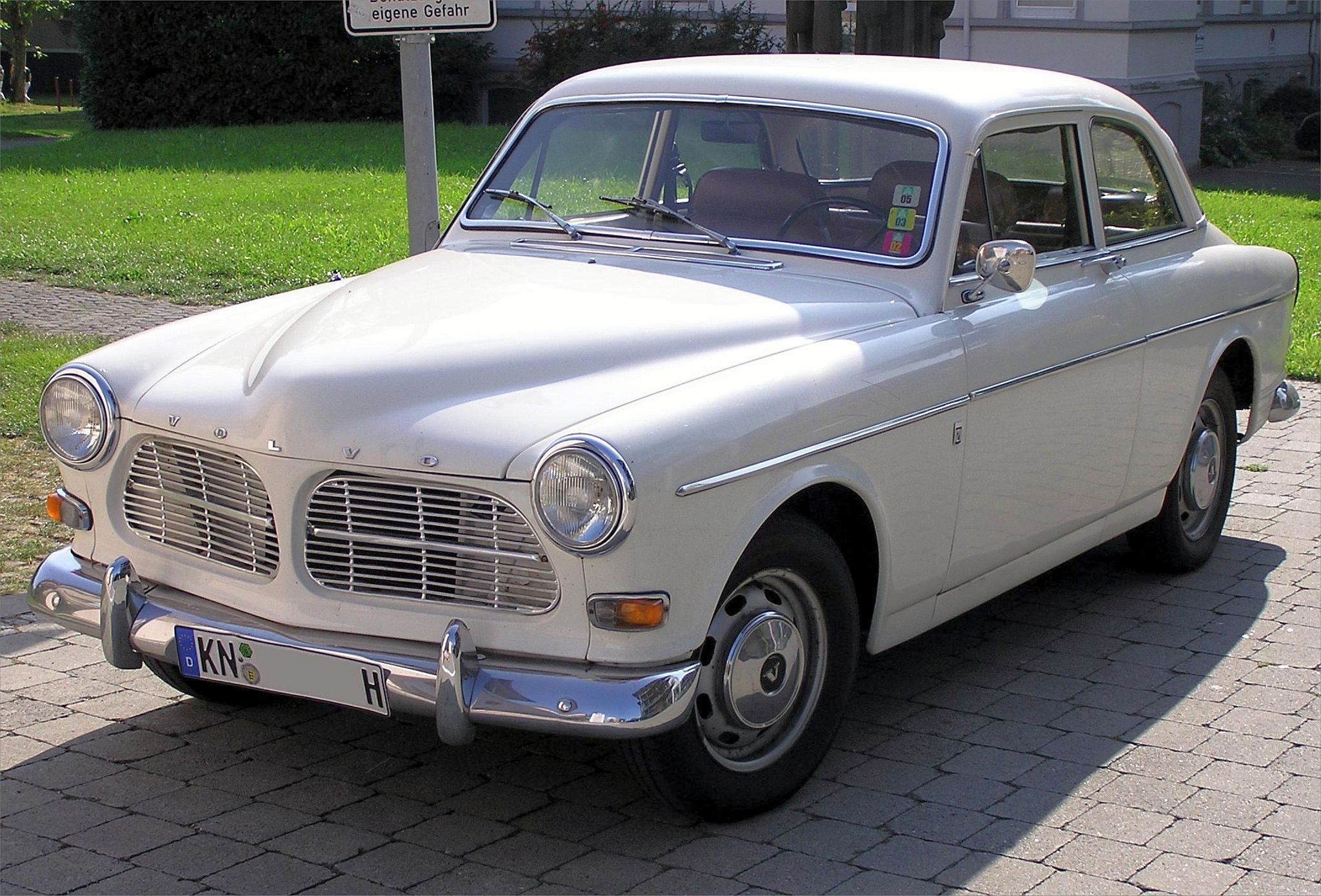 Volvo Amazon P130 Criminal Minds Wiki Fandom Powered By Wikia