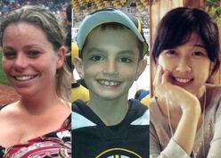 Marathon Victims