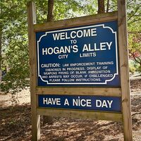 Academy Hogan's Alley