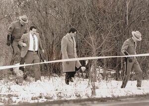 Stephens Crime Scene