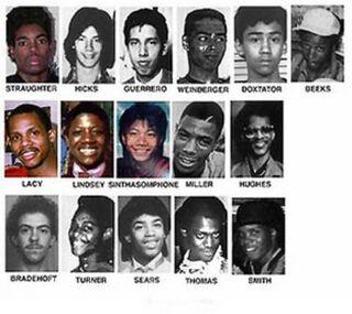 Dahmer's victims