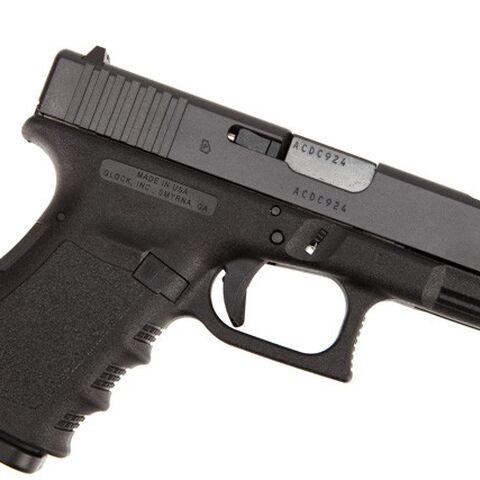 3rd Generation Glock 19C.