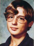 David Koresh at the age of 14
