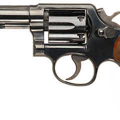 Smith & Wesson Model 10 (heavy barrel) .38 Special