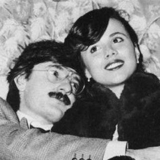 Stefano Baldi and Susanna Cambi.