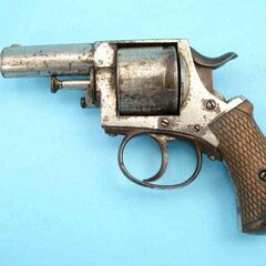 British Bulldog revolver