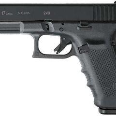 4th Generation Glock 17