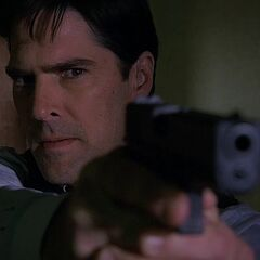 Hotch's Glock 17 in