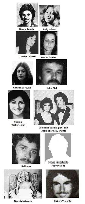 Berkowitz's victims