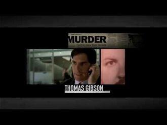 CRIMINAL MINDS. Opening Credits. 1st Version