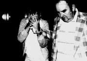 Paul Bateson's arrest