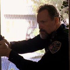 Chief Brad Carlson using the 92FS in <a href=