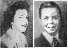 Betty Jo Booker and Paul Martin
