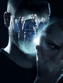 Suspect Behavior promotional poster