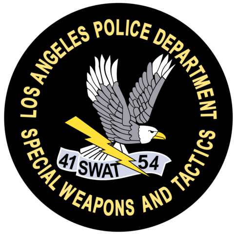 Los Angeles Police Department SWAT Seal