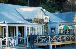 Broad Arrow Cafe