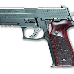 Sig Sauer P226 Elite variant