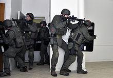 FBI SWAT team Watervliet Arsenal