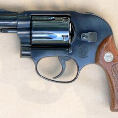 Smith & Wesson 38.