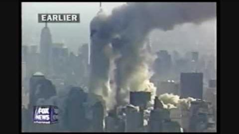 911 South and North Tower collapse collapses