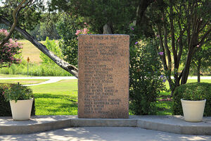 Luby's Memorial
