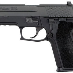 P229R with E2 grips. This is the current production model for the P229.
