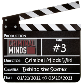 Behind the Scenes/Take 3