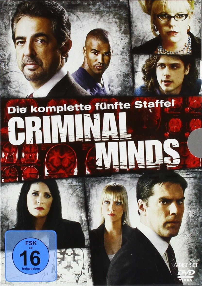 Criminal Minds Staffel 5