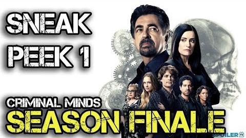 "Criminal Minds 13x22 Sneak Peek 1 ""Believer"""