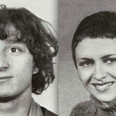 Jean-Michel Kraveichvili and Nadine Mauriot.