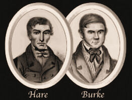 William Burke and William Hare