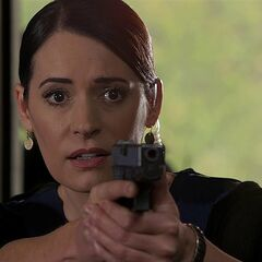 Prentiss's Glock 19 in