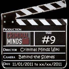 Behind the Scenes/Take 9