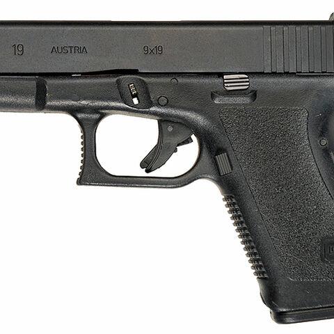 2nd Generation Glock 19.